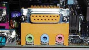 Sound Card on Board