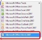 Ms. Office Word